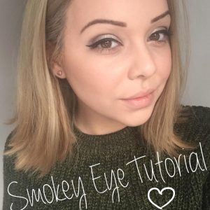 Friday plans?  Whether you're going out or staying in, you can try this gorgeous smokey eye by the wonderful @francescaaanels   Check out the full tutorial on Girl Got Faith now! Link in bio   #beauty #smokeyeye #makeuptutorial #girlgotfaith