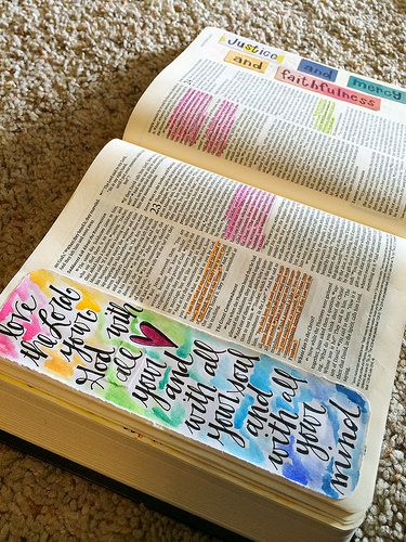 JOURNAL BIBLE